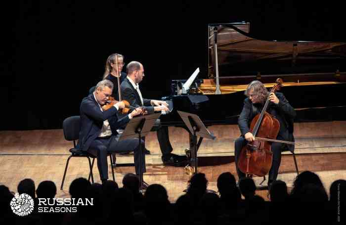 Stay home spectators will see a chamber concert of the VII Trans-Siberian Art Festival