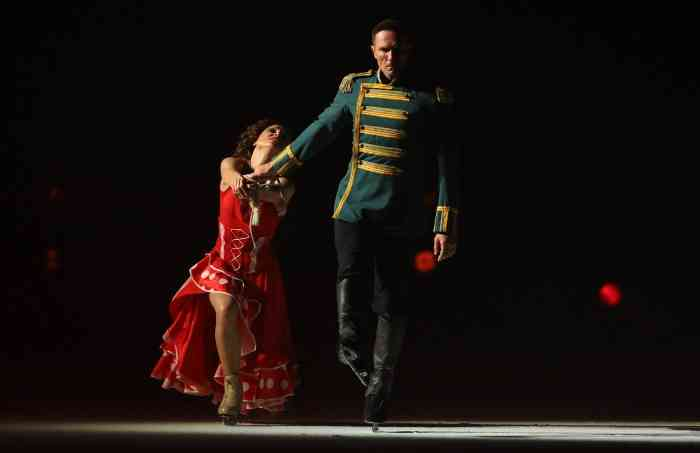STRAUSS, BEETHOVEN AND CARMEN ON ICE: RUSSIAN SEASONS TO SHOW AN EXTENSIVE ONLINE PROGRAMME