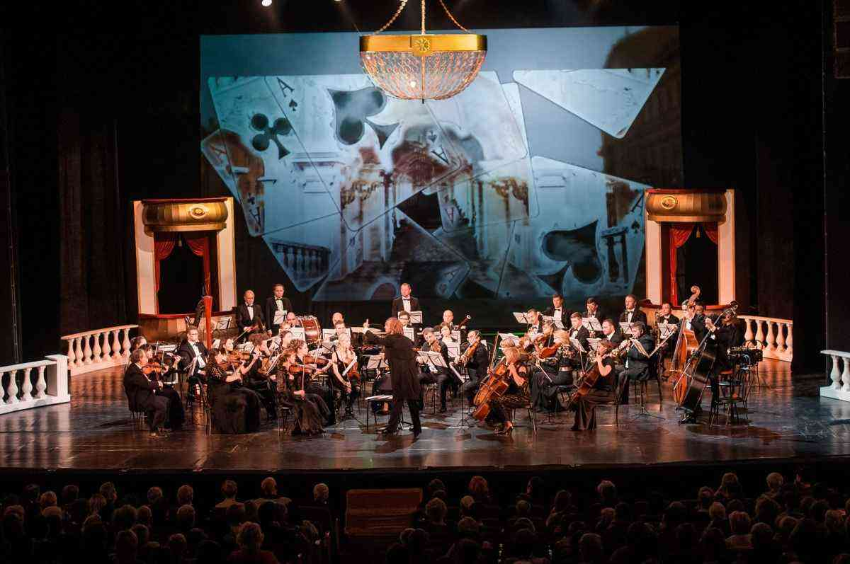 """The Maid of Orleans"" opera performed by the ""Northern Symphony"" Symphony Orchestra under the baton of maestro Fabio Mastrangelo (2 performances)"
