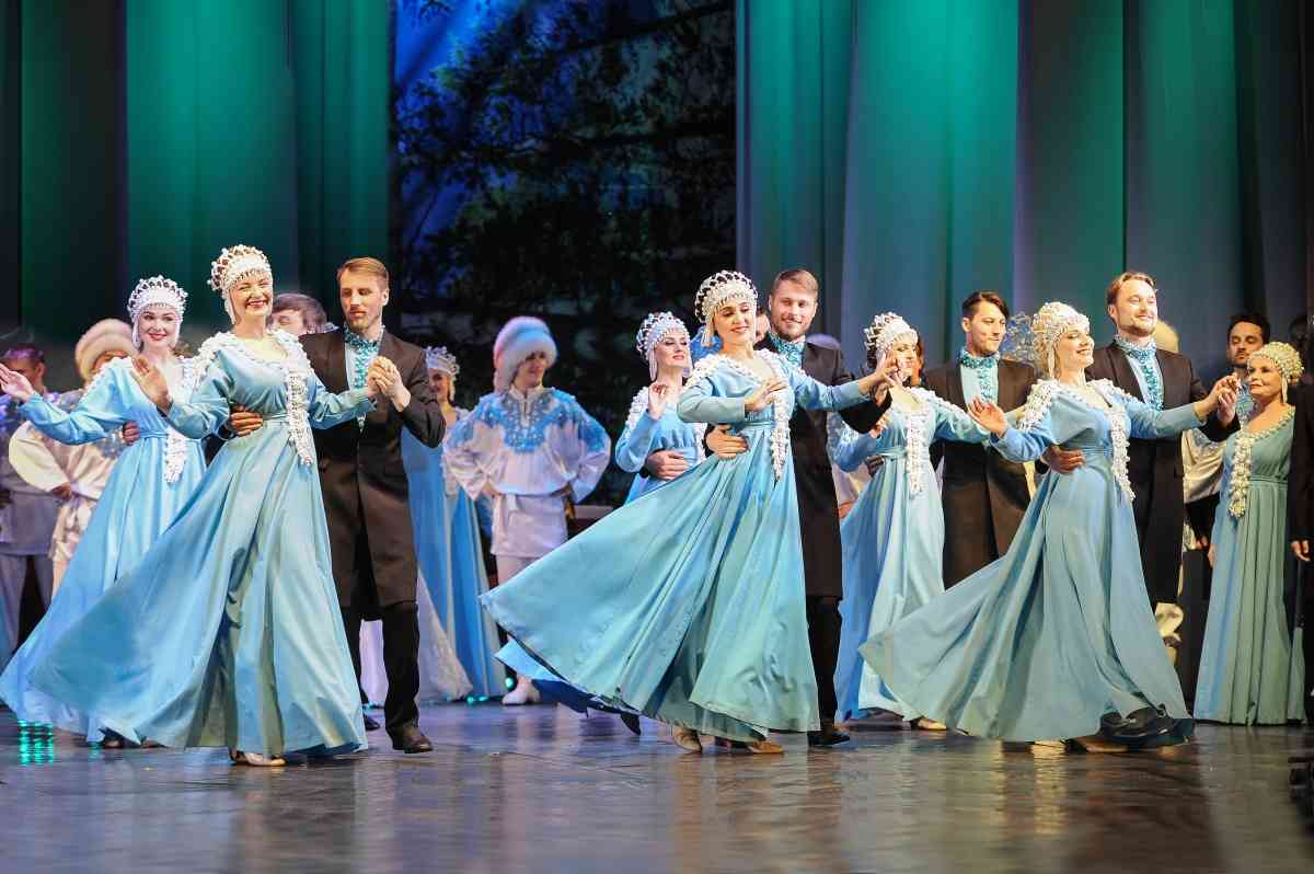 SIBERIAN FOLK CHOIR TO PRESENT PROGRAM DEVOTED TO RUSSIA IN BERLIN AND POTSDAM