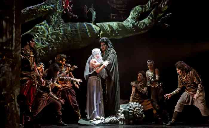 OPERA TIME: 'RUSSIAN SEASONS' TO WEBCAST GEMS BY BIZET AND PUCCINI