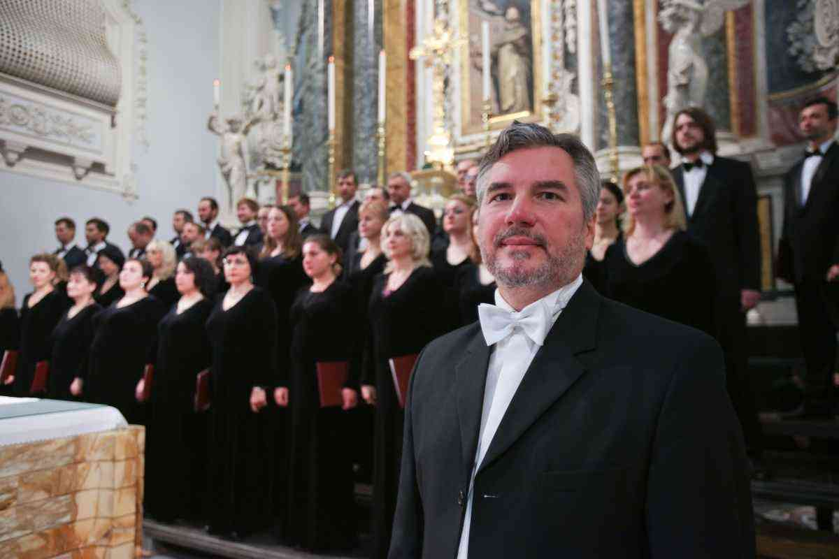 Sacred music concerts and liturgy